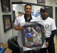 Serj and Roberto Alomar!
