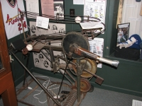 Old Pitching Machine