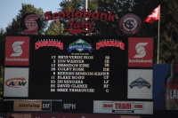 2014 ALUMNI LINE-UP IN LIGHTS